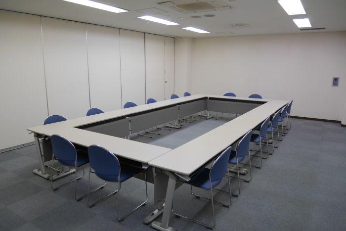 第二会議室内観
